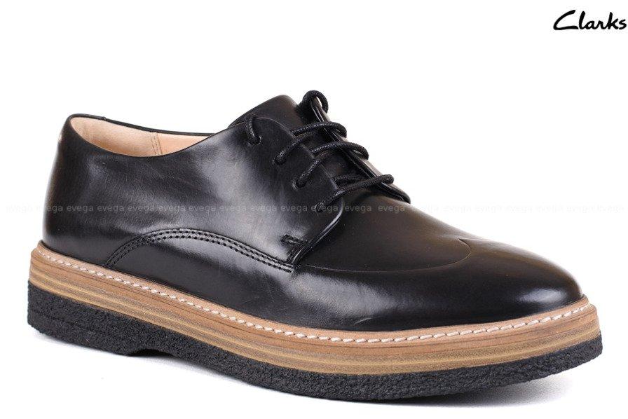5842bb70b PÓŁBUTY SZNUROWANE CLARKS ZANTE ZARA 26126648 dobierz buty