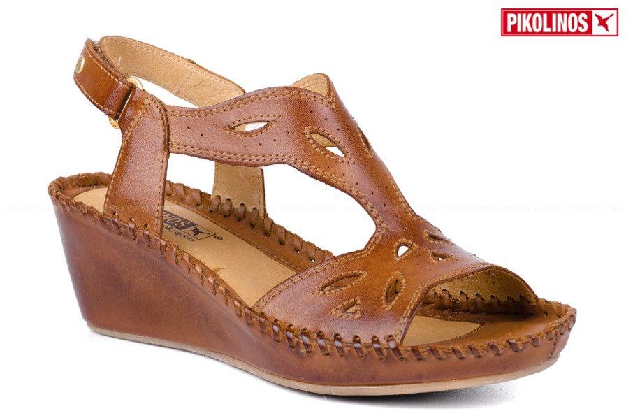 7f5b16a3 SANDAŁY DAMSKIE PIKOLINOS BRENDY KOTURNA dobierz efektowne sandałki ...